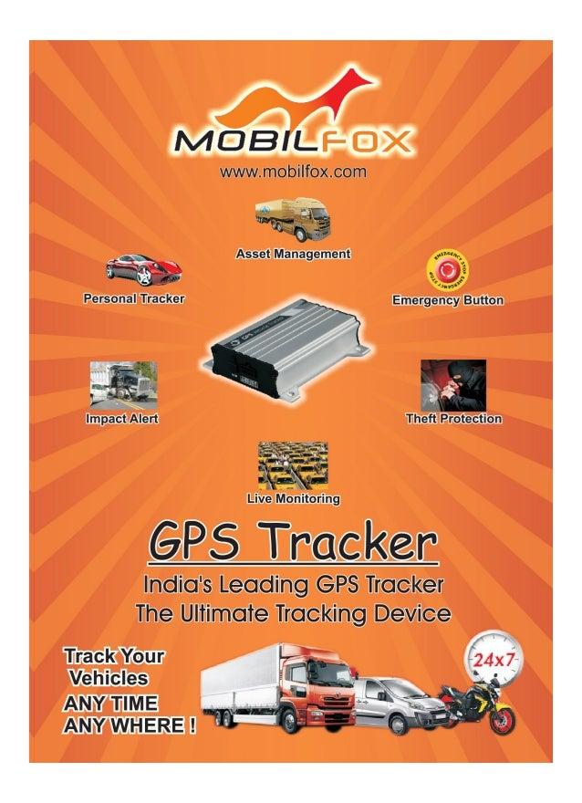 Concept Gains Pvt. Ltd., Gurgaon, GPS Tracker