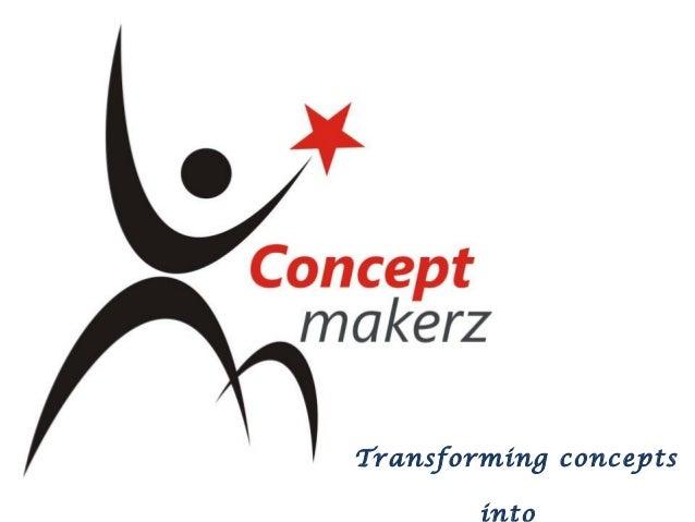 Transforming concepts
