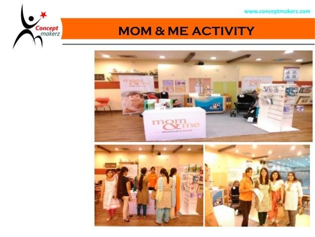 MOM & ME ACTIVITY
