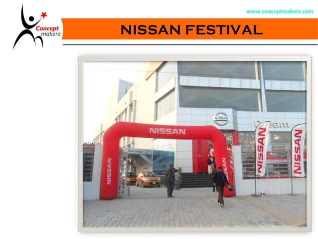 NISSAN FESTIVAL