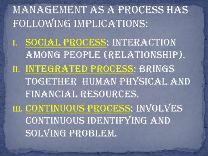 the nature and purpose of management Management is creative and also dynamic in nature 24 june 2011 at 05:15  the purpose of management is to serve customersmanagement is always aimed at.