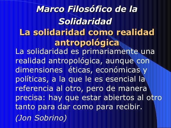 Solidaridad Definicion De Solidaridad Valores Hermana