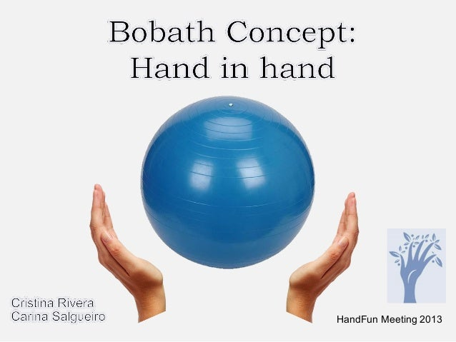 Concepto Bobath Hand By Hand
