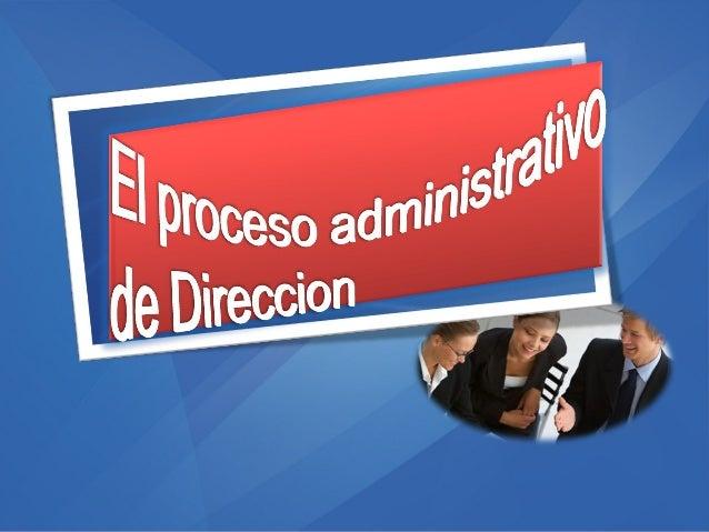 La dirección se puede entender como la capacidad para guiar y motivar a los trabajadores hacia el logro de los objetivos D...