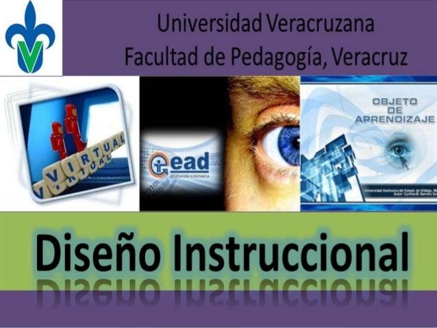 Concepto de Diseño Instruccional ME. GUSTAVO A. HUERTA PATRACA