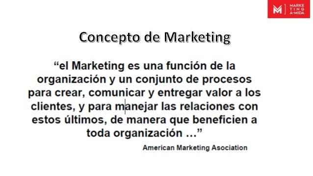 """•Para Philip Kotler """"el marketing es un proceso social y administrativo mediante el cual grupos e individuos obtienen lo q..."""