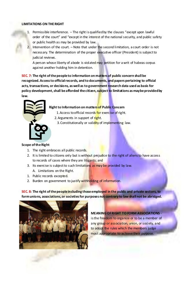 filipino bill of rights The national language of the philippines is filipino the congress shall establish a national language commission constitution pdf article i national territory article ii declaration of principles and state policies article iii bill of rights article iv citizenship article v.