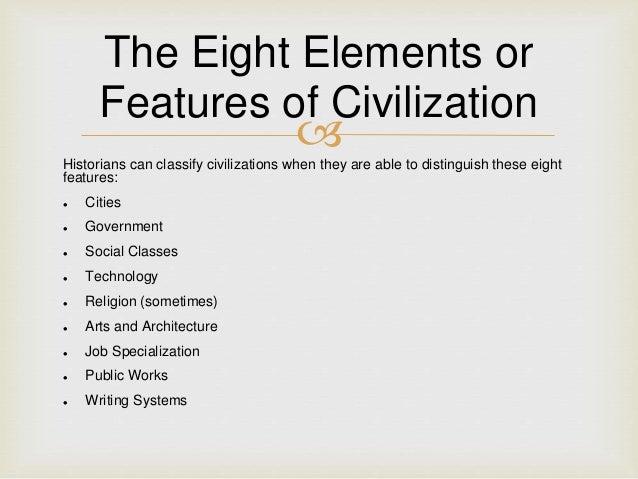 Concept of civilization