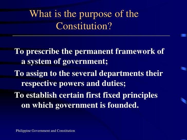 The original Constitution writer