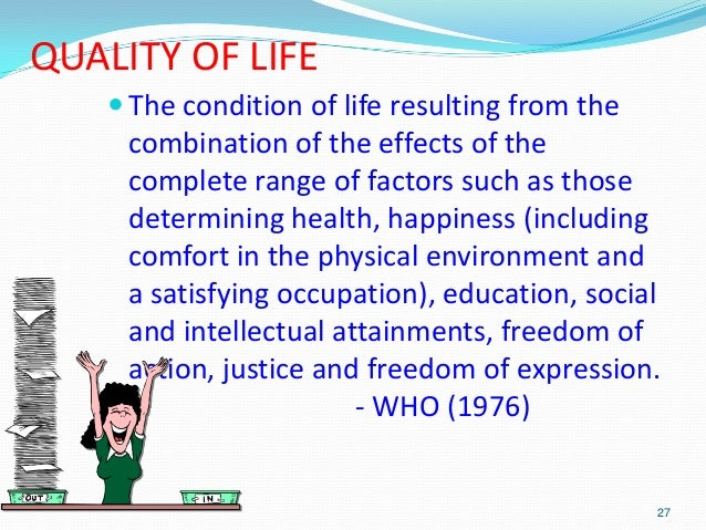 the definition of social and its influence in determining the level of happiness Besides the internal and external factors that influence happiness, there are psychological influences as well—such as our aspirations, social comparisons, and adaptation people's aspirations are what they want in life, including income, occupation, marriage, and so forth.