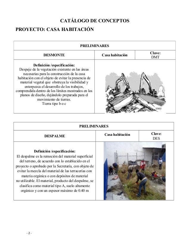 Conceptos de obra en la construcción - photo#6