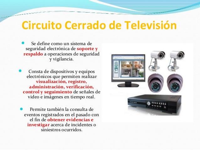 Circuito Cerrado De Television : Conceptos basicos cctv
