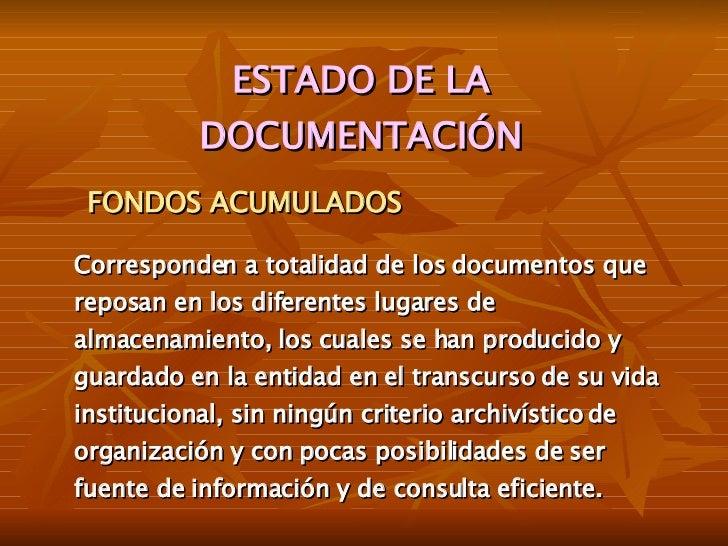 Archivistica Slide 2