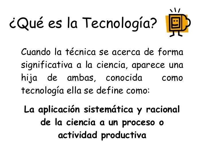 Tecnica ciencia tecnologia y tecnologia apropiada Porque la arquitectura es tecnica
