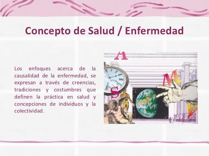 Concepto salud enfermedad. Slide 3