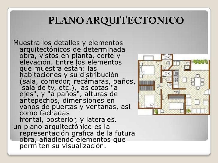Conceptos b sicos arquitectura for Obra arquitectonica definicion