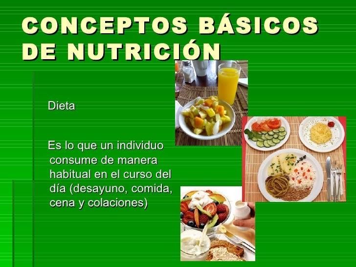 conceptos basicos de nutricion pdf