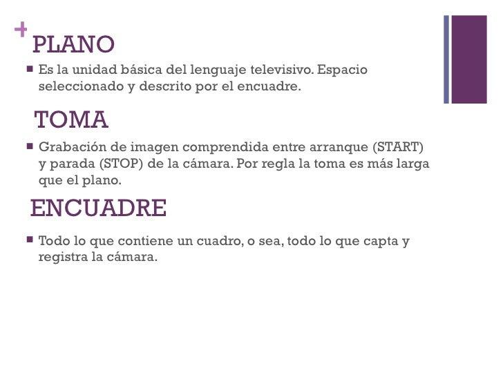 Conceptos básicos de tv Slide 2
