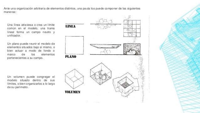 Conceptos de dise o en la arquitectura for El concepto de arquitectura