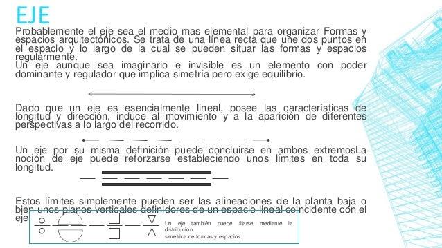Conceptos de dise o en la arquitectura for Que es arquitectura definicion