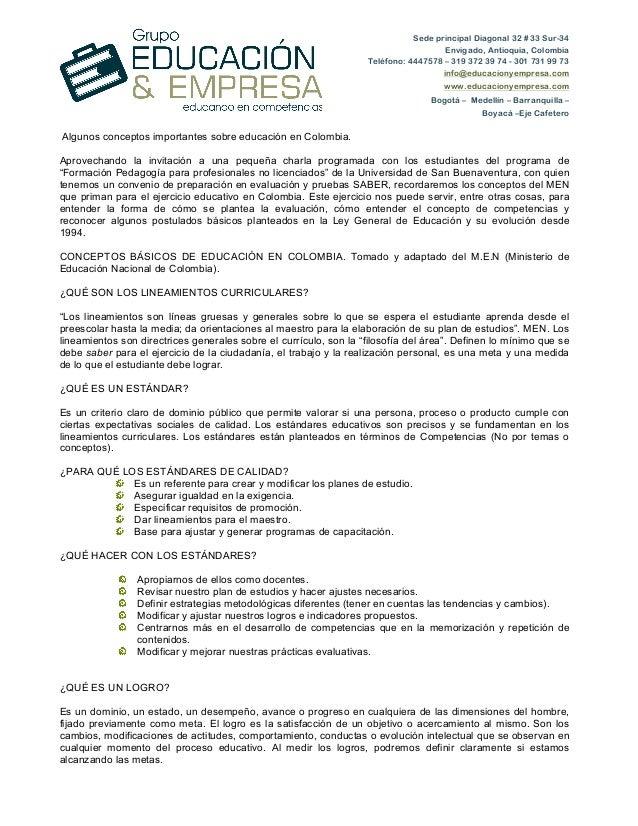 Sede principal Diagonal 32 # 33 Sur-34 Envigado, Antioquia, Colombia Teléfono: 4447578 – 319 372 39 74 - 301 731 99 73 inf...