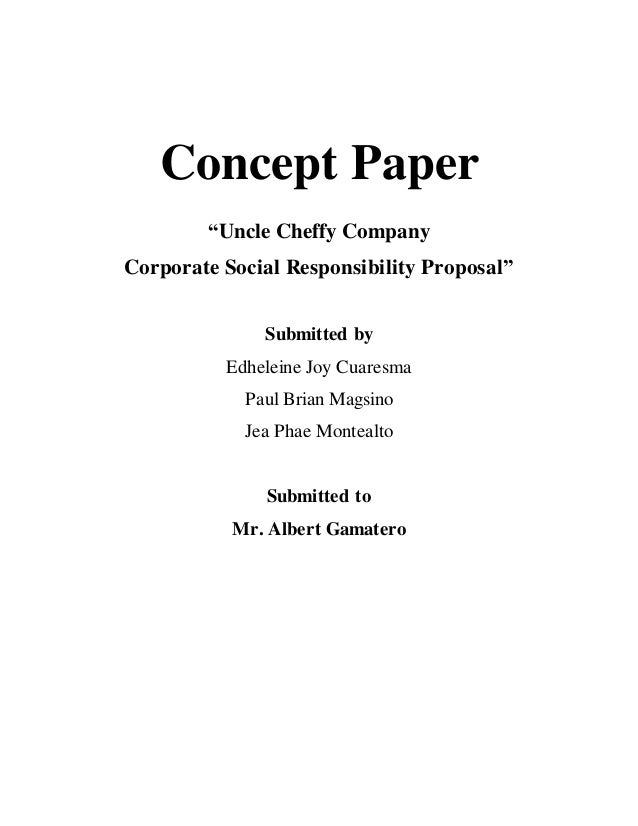 Free Essay About Corporate Social Responsibility | WOW Essays