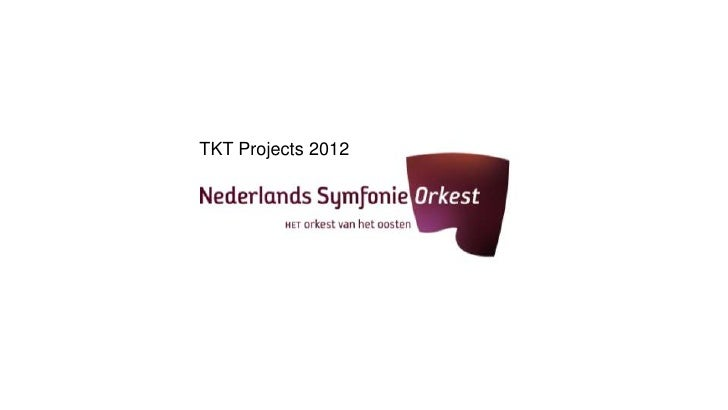 TKT Projects 2012