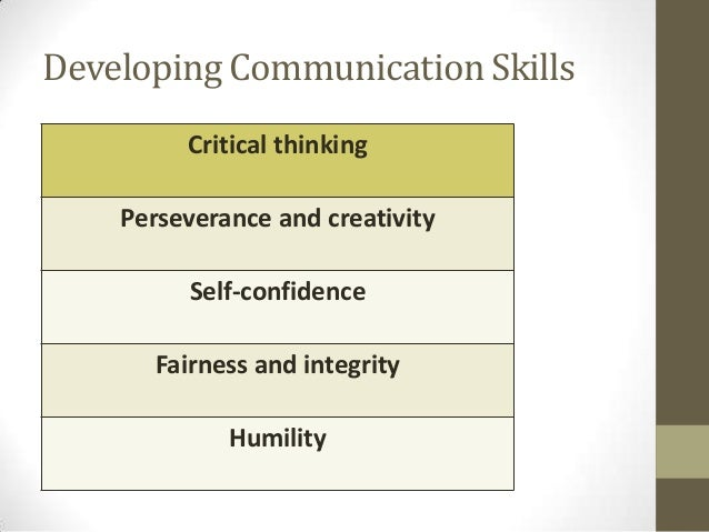 the relationship between critical thinking and confidence