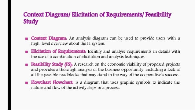 Concepts of business analyst practices part 1 6 context diagram elicitation of requirements feasibility study ccuart Images