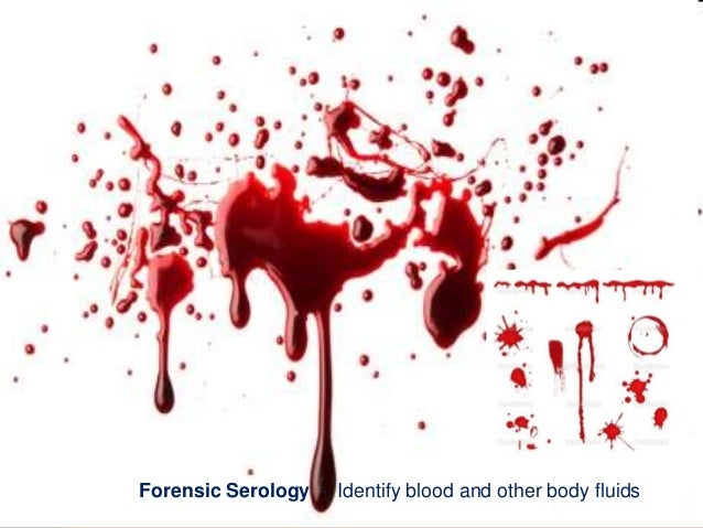 Concepts Of Forensic Science For Lawyers