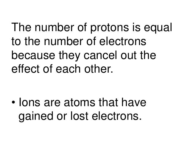 Concepts of Matter and Energy