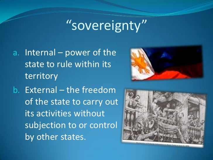 external freedom definition