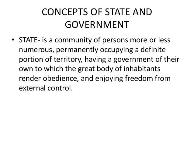 """distinguishing the state from the government philosophy essay Quotes tagged as political-philosophy (showing 1-30 of 383) """"government exists to protect us from each other where government has gone beyond its limits is in deciding to protect us from ourselves."""