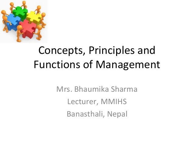 directing function of principles of management Encyclopedia of business, 2nd ed management functions: log-mar.