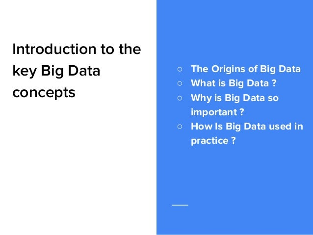 Concepts, use cases and principles to build big data systems (1) Slide 3