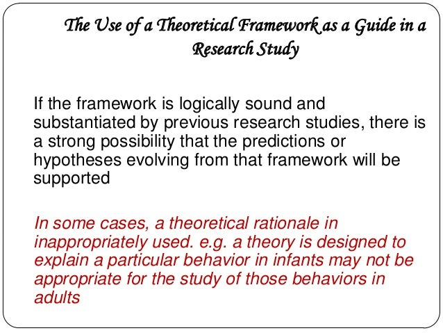 conceptual framework of a research paper The theoretical framework is presented in the early section of a dissertation and provides the rationale for conducting your research to investigate.