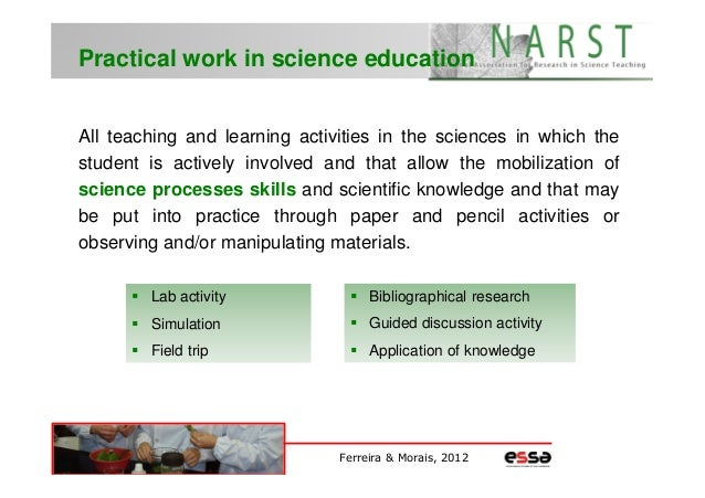 practical application of research skills