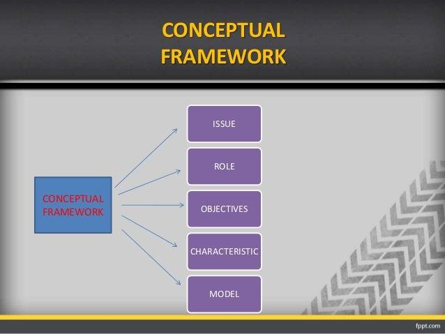Conceptual framework fasb and iasb its joint project riri octavia