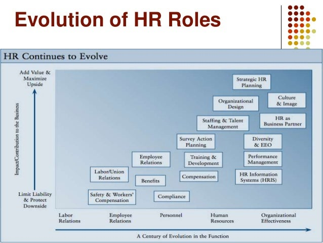 hrm theoretical aspect The development of human resource management from a historical perspective and its implications for the human resource manager.