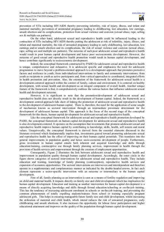 health promotion research papers