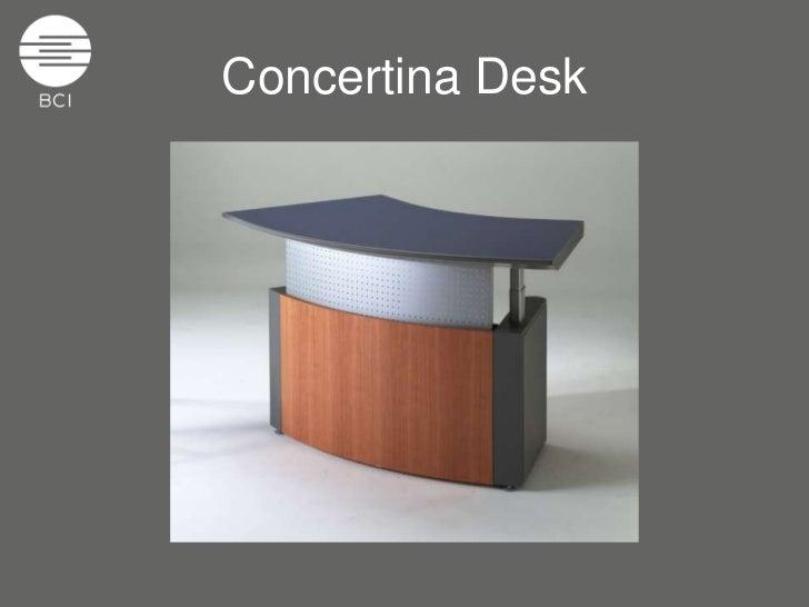 Concertina Desk<br />