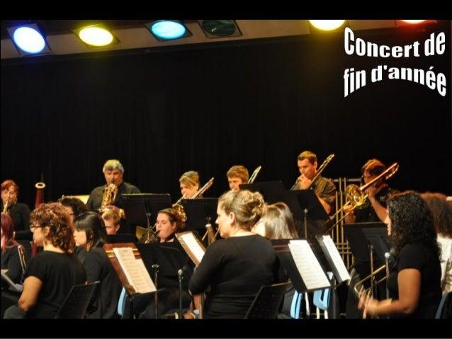 Concert musique Slide 2