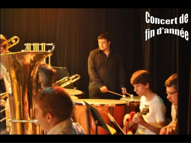 Concert musique Slide 3