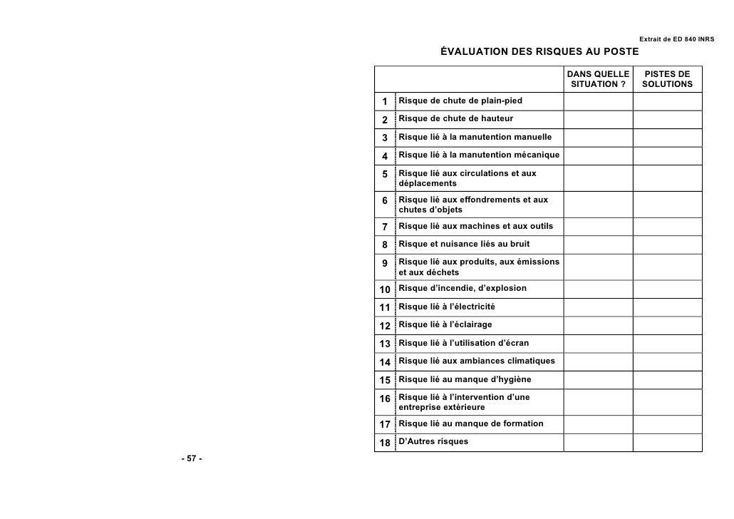 Concevoir livret hse - Grille evaluation entretien embauche ...