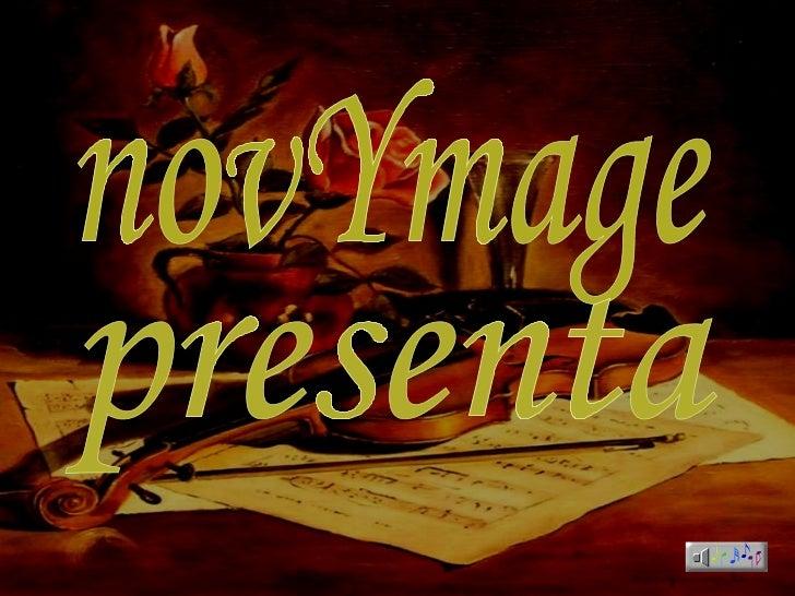 novYmage presenta