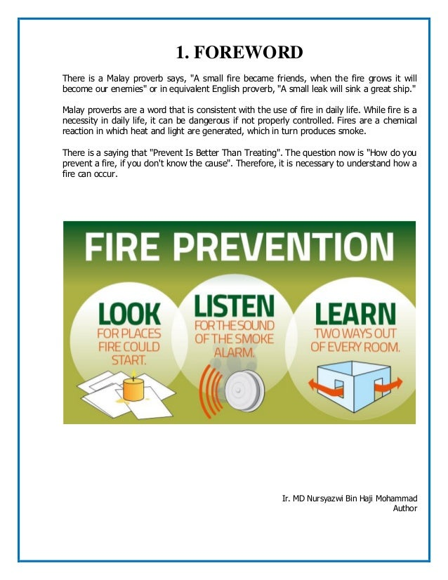Concise Edition: INDUSTRIAL SAFETY, FIRE SAFETY Slide 3