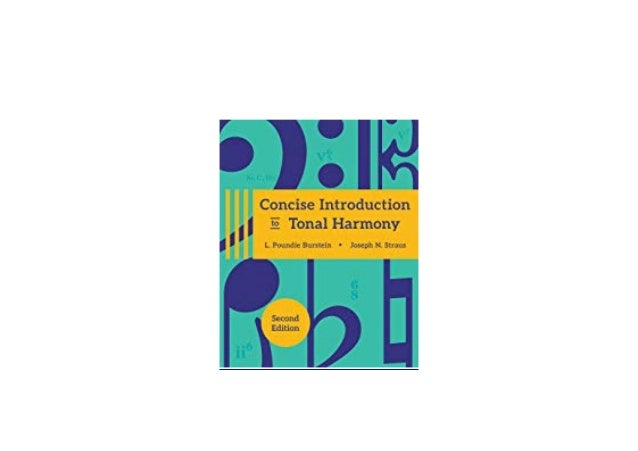 ~DOWNLOAD_E-BOOK LIBRARY~ Concise Introduction to Tonal ...