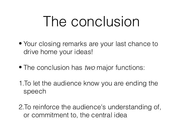 what should be in the conclusion of a research paper Your final part, conclusion, should correspond to your first part - introduction the main idea should be restated again (it should not be repeated or paraphrased in the same words) conclusion should emphasize the issue of your discourse pay close attention to the main idea presented in the introduction of essay writing.