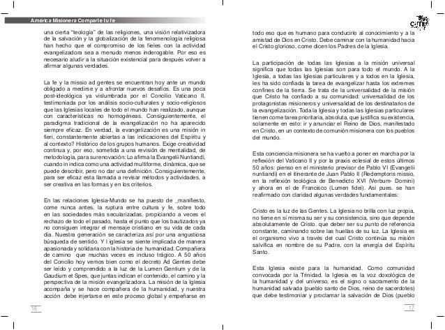 decreto conciliar ad gentes pdf