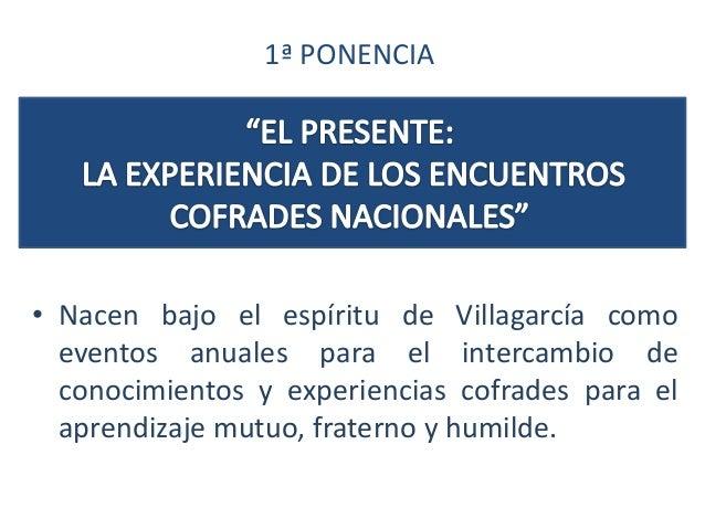 Conclusiones del XII Encuentro Slide 3